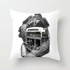 Special by Zabu Stewart Throw Pillow