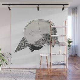 Anatomy of a an artist Wall Mural