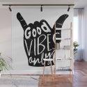 Good Vibes Only Shaka by whittledesignstudio