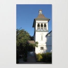 Nazarene Church Canvas Print
