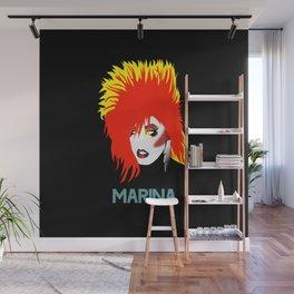 Marina Mac MINIMALISTIC Black Wall Mural