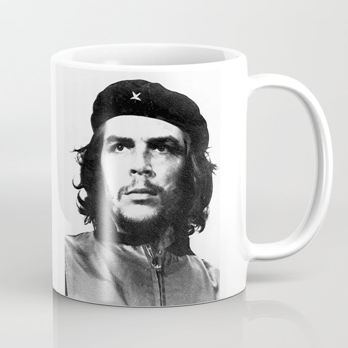 Che Guevara Coffee Mug By Limitlessdesign Society6