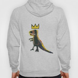 Dinosaur: Homage to Basquiat Hoodie