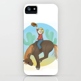 Yee Haw! iPhone Case