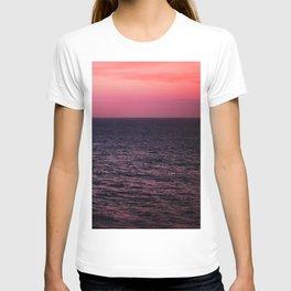 Pretty Pink Sunset T-shirt