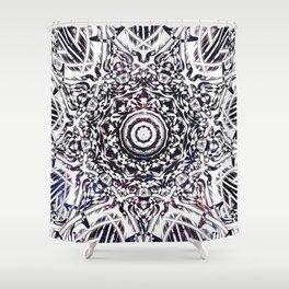 Mandala design 04 Shower Curtain