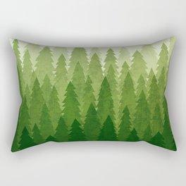 C1.3 Pine Gradient Rectangular Pillow