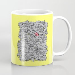 Stand Out & Be Herd Coffee Mug