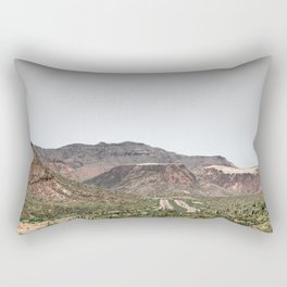 Arizona Road Rectangular Pillow