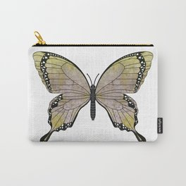 aubergine limelight swallowtail (Papilio linta) Carry-All Pouch