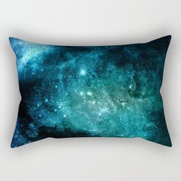 β Canum Venaticorum Rectangular Pillow