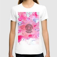 versace T-shirts featuring Versace Medusa  by  Can Encin