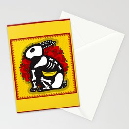 NOT SO DAY OF THE DEAD Stationery Cards