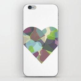 HEARTFUL iPhone Skin