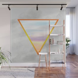 Triangles by Isaac Velázquez Wall Mural