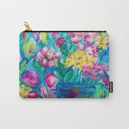 A Dreamer's Garden Carry-All Pouch