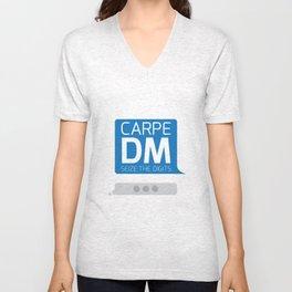 Carpe DM Unisex V-Neck