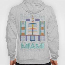 Miami Landmarks - The Berkeley Shore Hoody