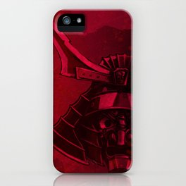 Kabuto with Mempo iPhone Case