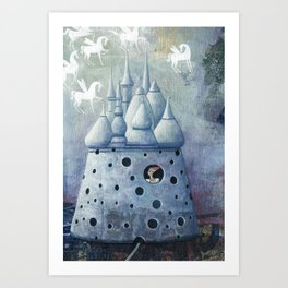 Magic Lantern Art Print