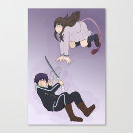 Noragami Canvas Print