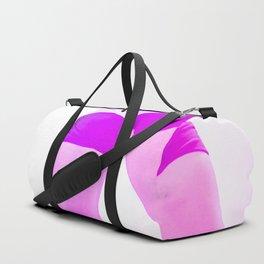 Pink ASs Lady Duffle Bag