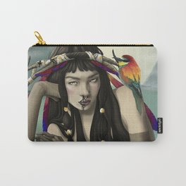Gloom of a faun Carry-All Pouch