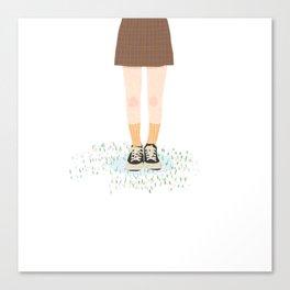 GIRL-4 Canvas Print