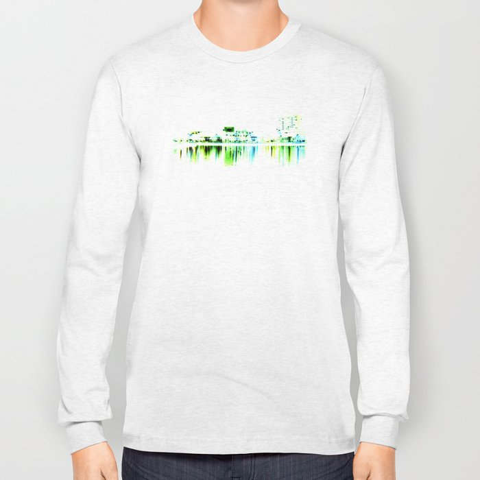 white harbor II. Long Sleeve T-shirt