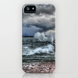 October on Superior iPhone Case