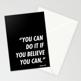 If you believe Stationery Cards
