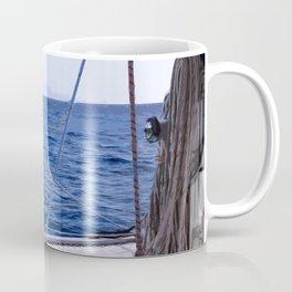 Sailing Winds - Sailing the Caribbean Coffee Mug