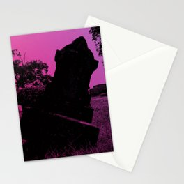 Eerie Airs Stationery Cards
