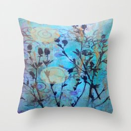 Diazo Series — Tweel Throw Pillow