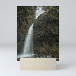 Upper Latourell Falls, No. 1 Mini Art Print