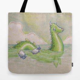 Nessy Tote Bag