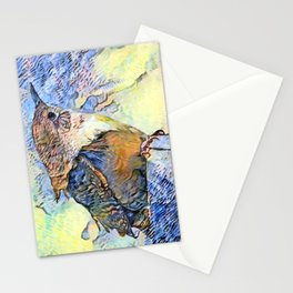 Sing Little Wren Stationery Cards