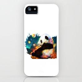 pandas dream iPhone Case