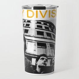 Joy Division merch Travel Mug