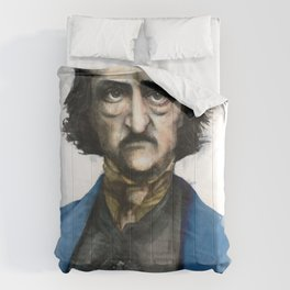 Edgar Allan Poe Comforters