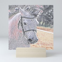 Animal ArtStudio 1219 Horse Mini Art Print