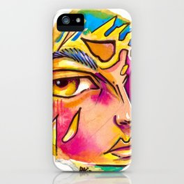 Psychonaut Selfie  iPhone Case