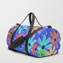 Spring Flowers Duffle Bag