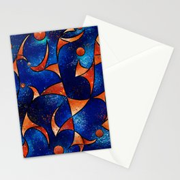 Glenfomus V1 - night vision Stationery Cards