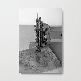 Handmade: Norman Porter Metal Print