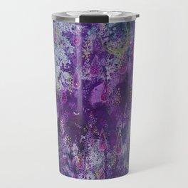 nocturnal bloom Travel Mug