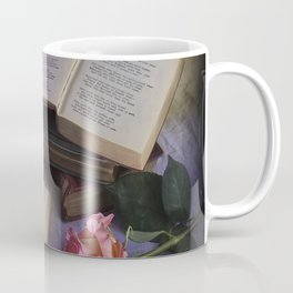 Romantic Reading Coffee Mug