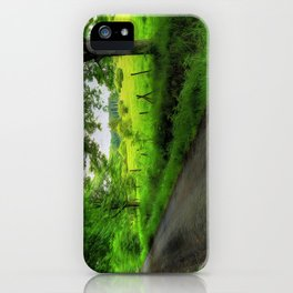 Oklahoma Backroad iPhone Case