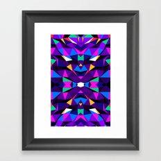 Let's Go Crazy Framed Art Print