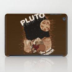 Pluto The Dwarf Planet iPad Case